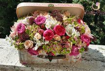 Aranjamente florale / Flori in dar