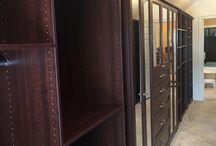 Elegant Walk-in Closets