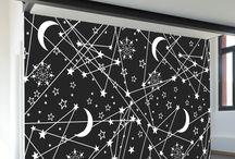 wall murals galaxy
