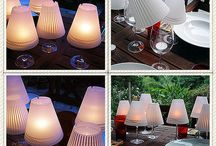 Lamps, Lights and Candles / by Mirage Galaviz
