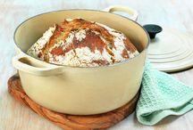 Brød/rundstykker