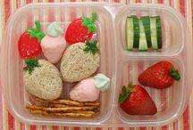 School Lunches / Bentos