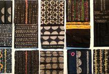 Collage - batik