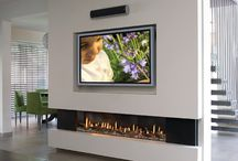 fireplaces modern