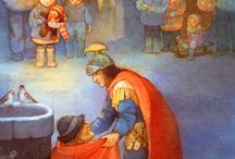 Illustraties kinderboeken