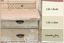 Noble Neutrals - with Chalk Paint by Annie Sloan