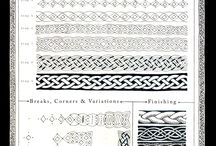 Knotwork to Pattern