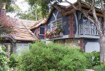 Mesebeli házak.. különlegességek... / Magical images..