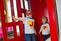 Party Inspiration - Superhero Party
