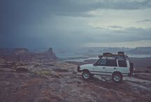 Overland Travel / Ravel and the out of doors.