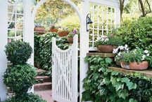 patio entryway enclosure