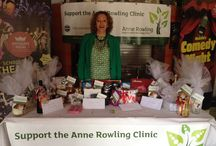 Anne Rowling Clinic Fundraising / The Anne Rowling Regenerative Neurology Clinic is grateful to all the supporters who have dedicated their time to raise funds by participating in a fundraising event or challenge.