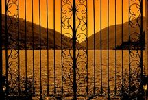 Home:  Gates / by Michael Russell