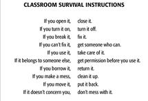 classroom ideas... / by Katie Worley