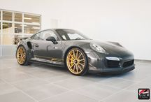 Porsche 991/911 twin turbo
