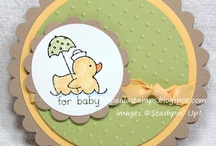 Cards - Baby Cards / by Carollee Washington