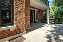 Toronto Residential Architecture | Cricket Club Classic / Residential architecture by Toronto architect, Lorne Rose. These images are of a property in the Nortown neighbourhood of Toronto.