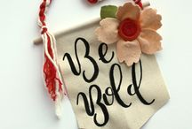 ETSY PRODUCTS WE LOVE / Handmade Love