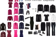 Cool Winter Capsule