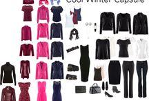 Cool Winter Capsule