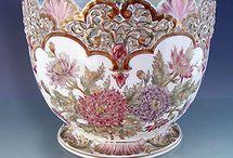 Porcelán /  Tányér, váza,sb....