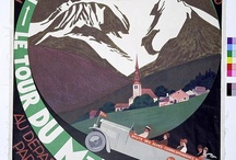 Travel | Vintage Posters / Vintage tourism posters from around the globe