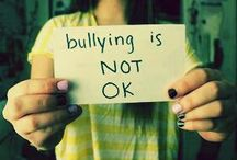 Stop bullying / We need to put an end to bully right now