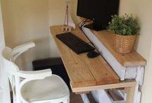 Creative furniture / Home made ergonomics