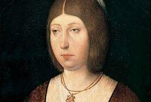 De Isabel y Fernando a Carlos II de Austria