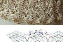 vestidos nena crochet