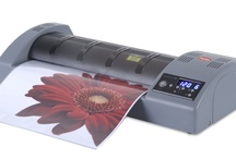 Peak Pouch Laminators / The Peak series of pouch laminators are designed to give even the most casual of users the most professional of finishes.