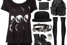 Rock / Gothic everyday wear