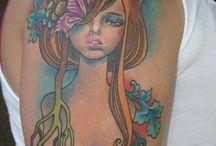 Tattoos I like / by Jill Stephens