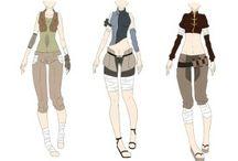 Costume anime