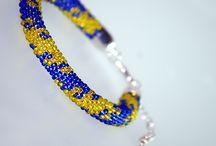 Biżuteria Jewelry handmade / Zawsze modna, jedyna w swoim rodzaju, oryginalna, biżuteria artystyczna w niskich cenach. Biżuteria autorska wykonywana ręcznie. Niepowtarzalne wzory i pewność, że to jedyny egzemplarz. Wykonana ręcznie z doskonałej jakości materiałów, z niebywałą dbałością o detale i wykończenie.