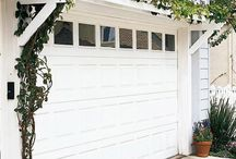 Around the house: Garage&Basement