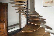 tangga ulir