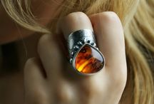 jewellery wishlist / I love amber and I love silver, put that together in Viking and Celtic Design and I'm one happy camper :)