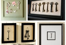 keys and bees / stuff that reminds me of Dad!