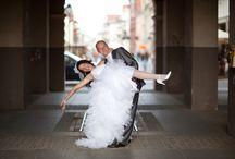 Wedding Photos In The City