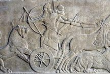 Mesopotamian Civilization /  Dated from C.10,000 B.C. to 539 B.C.