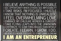 Entrepreneurial motivation