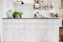 Köksinspiration / Idéer för att förnya köket