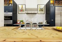 Kitchen Work Tops / A range of different worktop designs for your kitchen