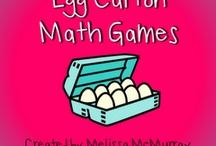 Math Games / by Casey Martinez