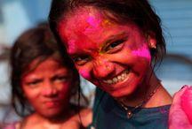 Festivals around the world / by Nadia Dimassi