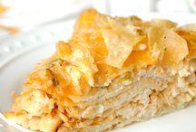 Yummy food / by Joan Erickson Romano
