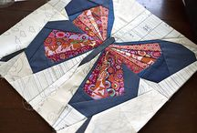 paper pieced sewing