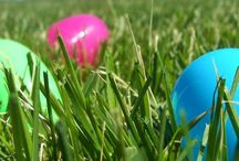 Easter / Easter activities and yummy meals