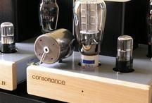 Lampy audio